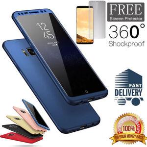 NUOVA-ibrida-antiurto-360-TPU-Case-Cover-per-Samsung-Galaxy-S7-S8-S9-Plus-Edge