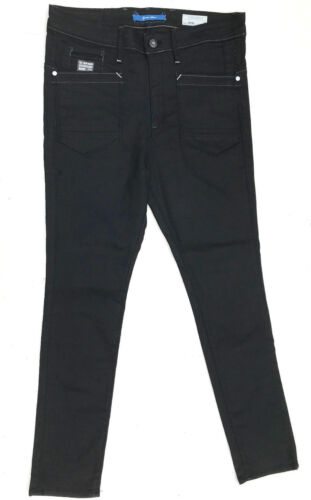 Loose Us7 Tapered Rrp T L30 289 Black Jeans 'low G New Au11 Women star W29 Wmn' wpqfIfP