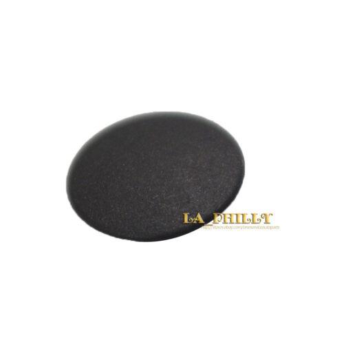 OEM Black Bungs CAP SIDE DOOR LOCK SEAT For VW AUDI SKODA Seat 3B0837111