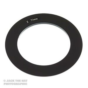 Kood-pro-72mm-Adapterring-fur-100mm-Modulare-Filter-Objektiv-Halter-Passt-Z-Pro