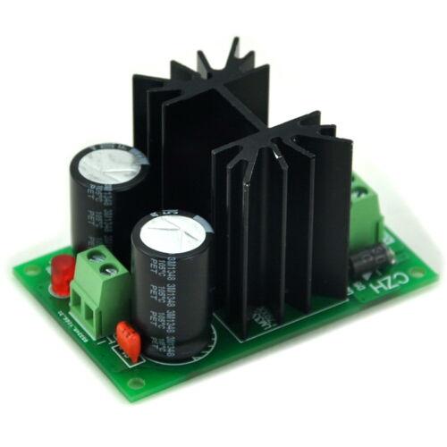 Negative 1.25~37V DC Adjustable Voltage Regulator Module x1 High Quality