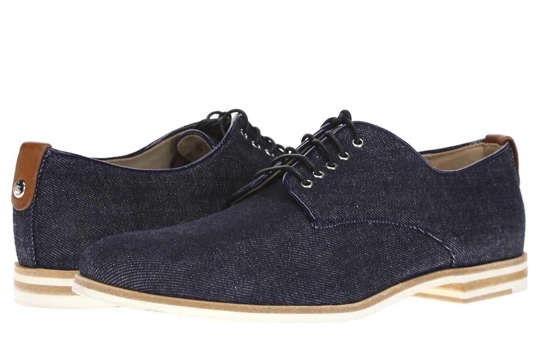 AGL Damenschuhe Denim Blau Fabric Fashion Oxfords Oxfords Fashion Sz 40 44c8db
