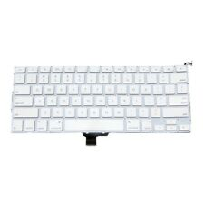 "NEW Keyboard Replacement White MacBook 13"" Unibody A1342 MC207 MC516 2009 2010"