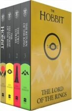The Hobbit & The Lord of the Rings Boxed Book Set by J. R. R. Tolkien