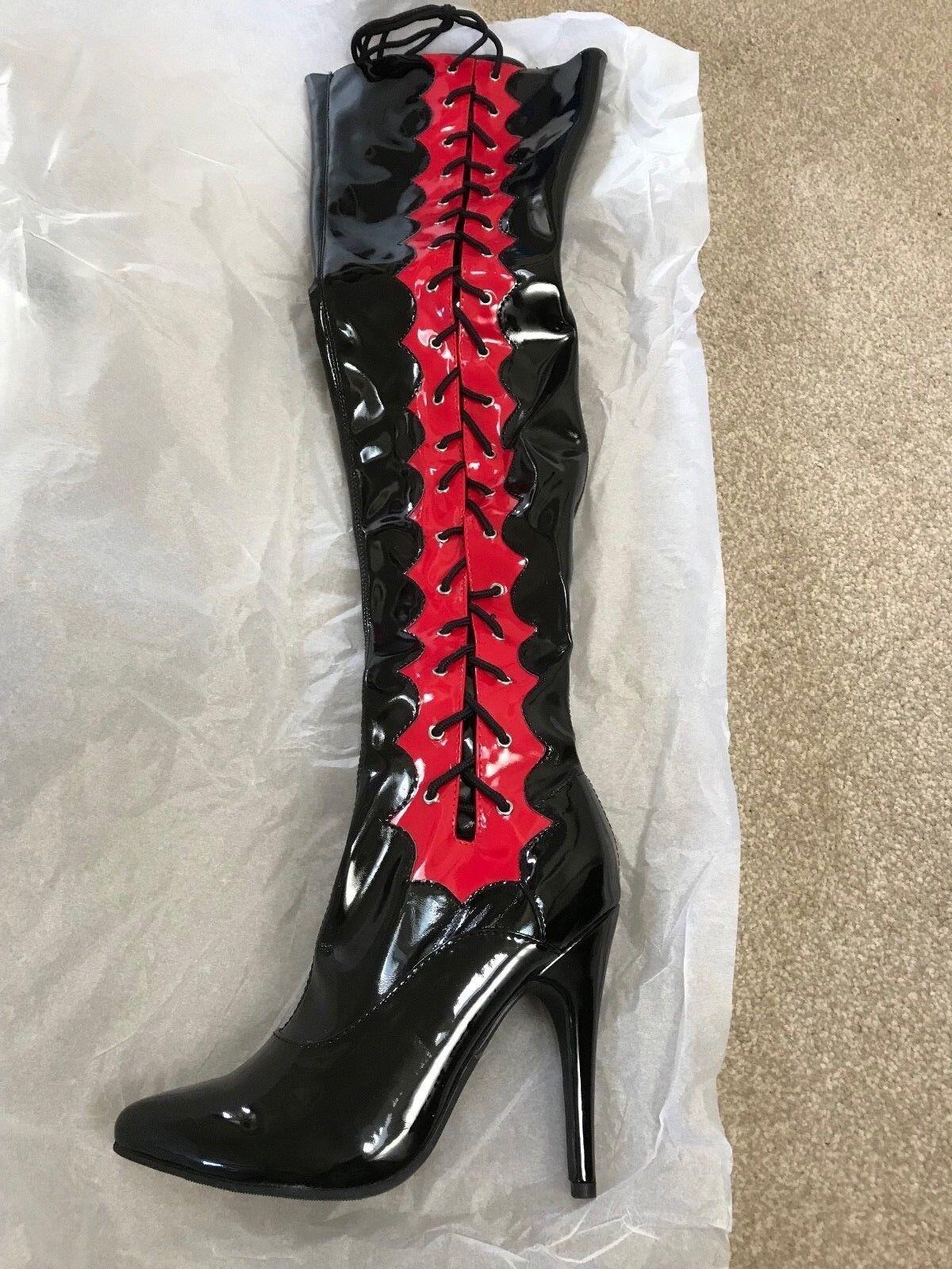 Killer Heels  Sexy Bottes  - NEUF