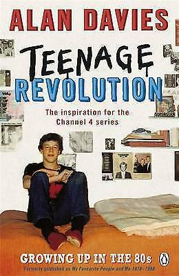 1 of 1 - Teenage Revolution by Alan Davies (Paperback, 2010)