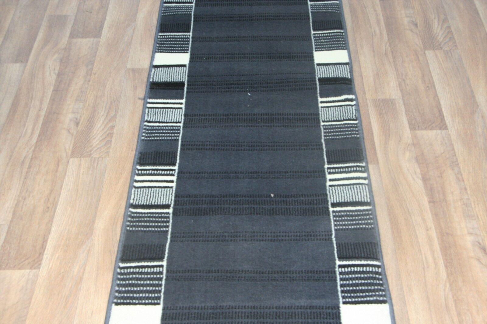 Hall/Escaliers Tapis coureur tendance toute taille x cm 60 cm x 4 Couleurs escaliers Runner 729481