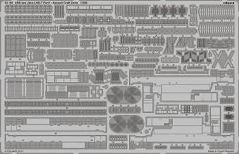 Eduard 1 350 USS Iwo Jima LHD-7 Part 1 Assault Craft Units