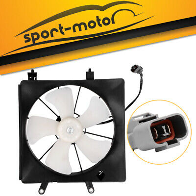 Radiator Cooling Fan Assembly For Honda Civic  HO3115115