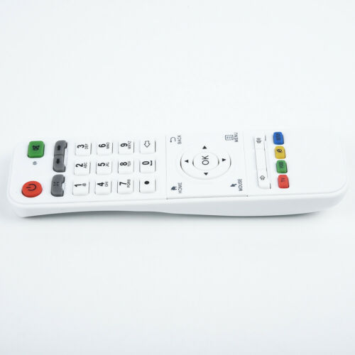 1* New White Remote Controller For GREAT BEE IPTV Arabic Box Replacement Part