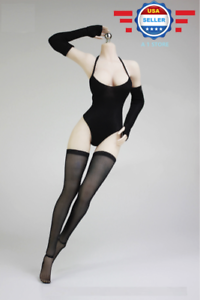 1//6 Bodysuit Gloves Stockings for Nier Automata YoRHa No.2 Type B A for PHICEN