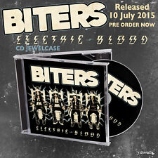 "Biters ""Electric Blood"" CD - NEW!"