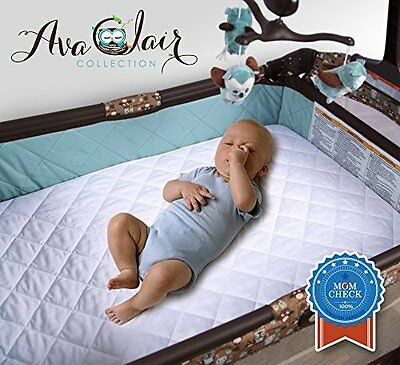 Acc Pack N Play Mattress Cover Fits