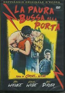 La paura bussa alla porta (1955) DVD nuovo sigillato