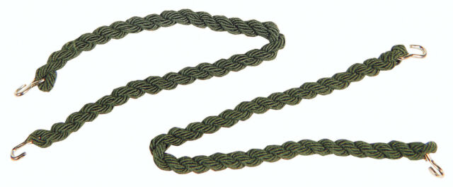 5 - PAIR SUPER STRENGTH BRITISH MILITARY ARMY TWISTERS