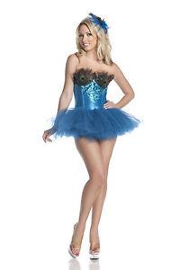 Sexy peacock halloween costume