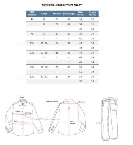 para de de cinturón Sty camisa piezas caminata Traje hombre 3 2612 casuales Conjuntos Navy ZHFEx
