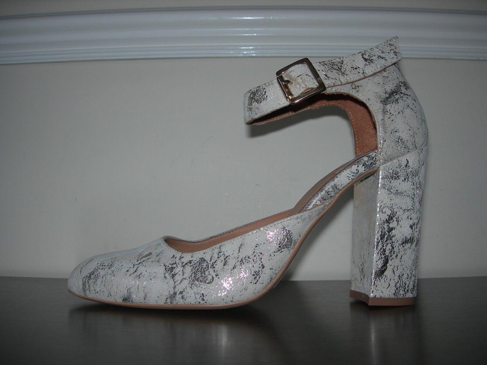 CLARKS WOMEN'S Schuhe SANDALS SUEDE HIGH HEEL BEIGE GOLDEN SUEDE SANDALS ELEGANT EU 39.5 / UK 6 59d545