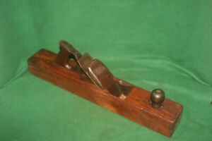 FINE-19thC-Ohio-Tool-Co-22-034-Fore-Plane-Woodworking-Carpenters-Tool-INV-JU22