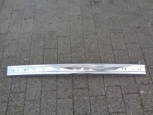 Audi 100 C2 Typ 43 Stoßstange Stoßfänger Chrom vorne front bumper NEU