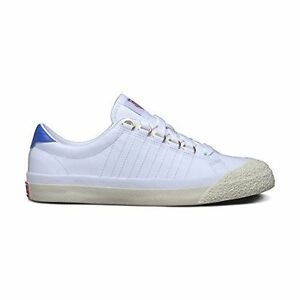 K-Swiss-Irvine-OG-50th-Anniversary-Sizes-3-5-7-White-RRP-75-BNIB-RARE