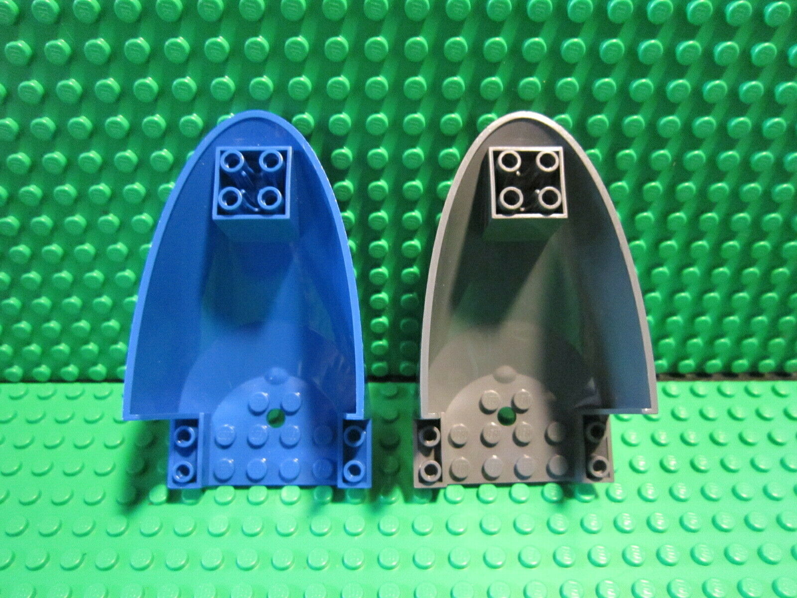 """LEGO PART AIRCRAFT FUSELAGE CURVED AFT SECTION TOP /""""CHOOSE YOUR COLOR/"""" 87615"""