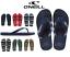 Nuevas-chanclas-flip-flop-para-hombre-O-039-NEILL-Designer-Branded-Talla-8-13-Azul-Rojo-Verde-Negro miniatura 1