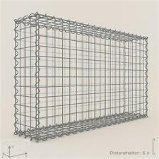 GABIONE / Steinkorb 100 x 60 x 20 cm, Maschenweite 5 x 5 cm, Gabionen
