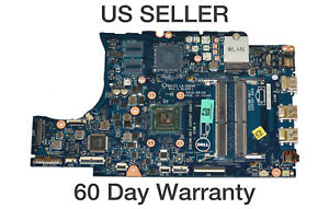 Dell-Inspiron-5765-Laptop-Motherboard-w-AMD-A9-9400-2-4GHz-CPU-KF2J6