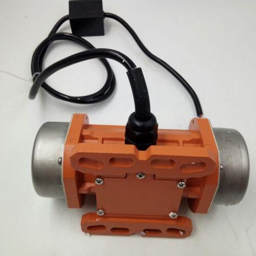 New AC220V Single Phase 15W-120W Aluminum Alloy Vibrating Vibrator Motor 3000rpm