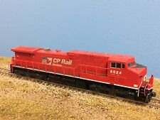 KATO N Scale GE AC4400CW CP 9524 DCC equipped CPR CP Rail Canadian Pacific