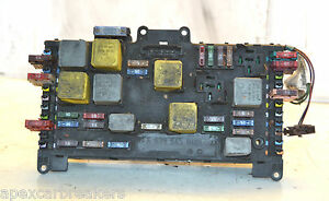 s l300 mercedes viano fuse box a6395450404 w639 vito front sam relay box mercedes viano w639 fuse box location at couponss.co
