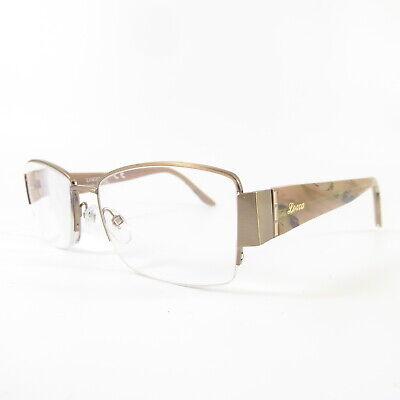 100% Wahr Lozza Vl2267 Semi-rahmenlos W6293 Verwendet Brille Rahmen - Brille Verkaufspreis