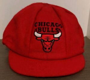 Chicago-Bulls-Baggy-Cricket-style-Cap-One-size-Fits-All