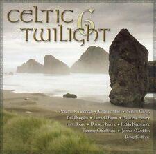CELTIC TWILIGHT 6 - NEW CD Joannie Madden Anuna Bill Douglas Hearts of Space