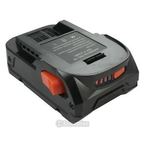 18v 2.0ah compact lithium ion cordless drill battery for