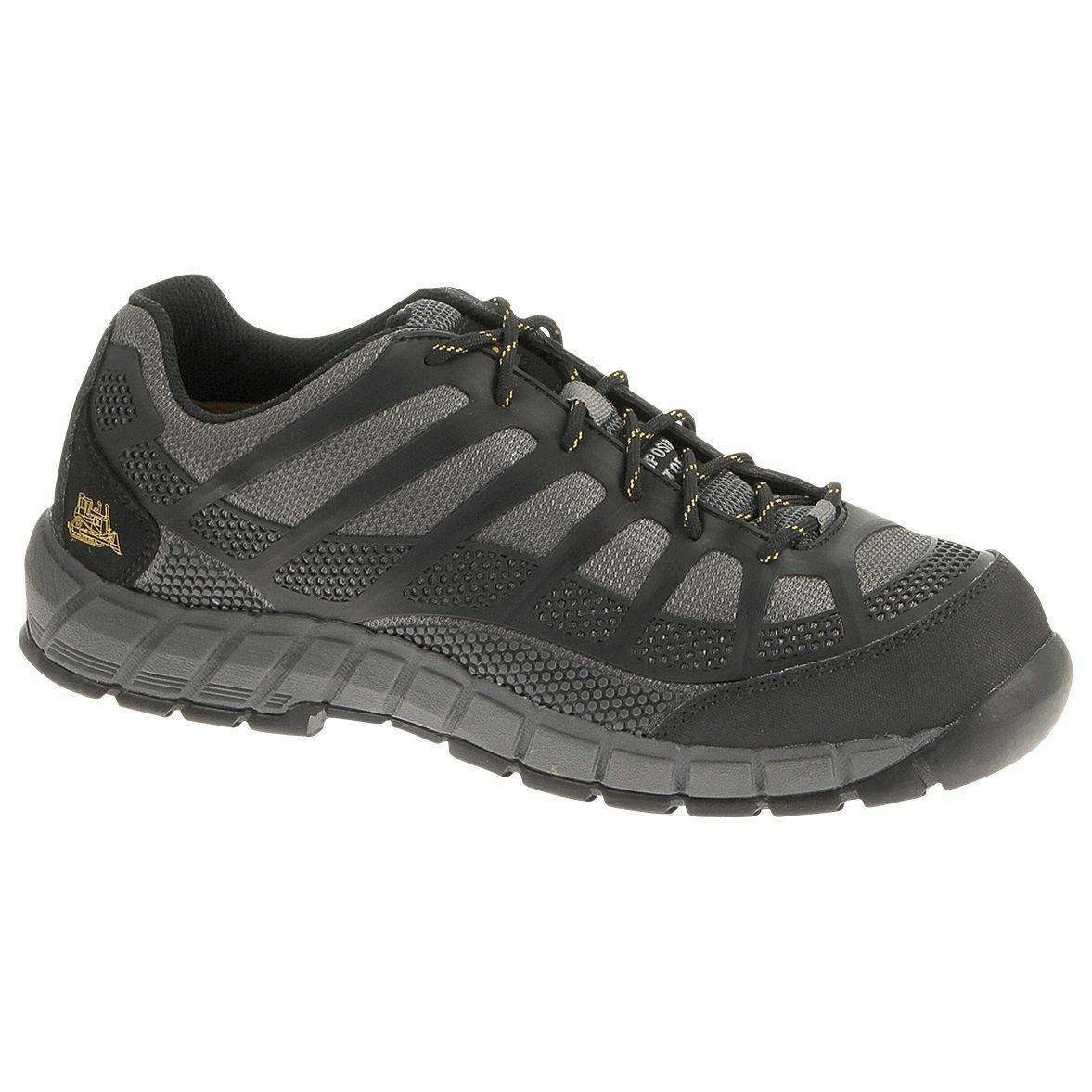 Men's Cat Footwear Streamline Work shoes Charcoal 8.5  NBIHJ-M604