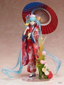 New-Stronger-Hatsune-Miku-Kimono-Yukata-Hanairogoromo-PVC-Action-Figure-No-Box