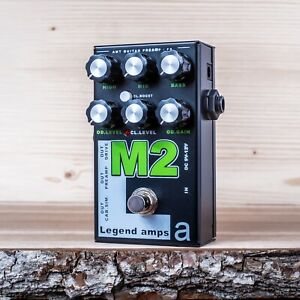 AMT-Electronics-M2-Marshall-guitar-preamp-distortion-overdrive-effect-pedal