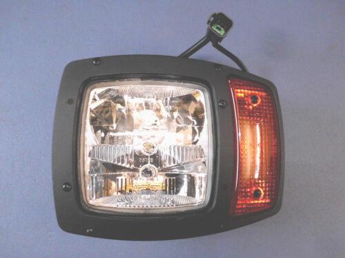 Hauptscheinwerfer links mit Blinker  Modul 120  Hella    1EA 996 074-177