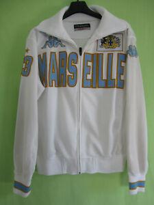 Aimable Veste Marseille Kappa Vintage Bdr Massalia Blanche Vintage Jacket - S