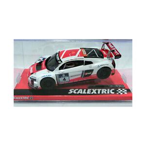 Scalextric-A10225-Audi-R8-LMS-24h-NBR-Coche-SCX-Slot-Car-1-32