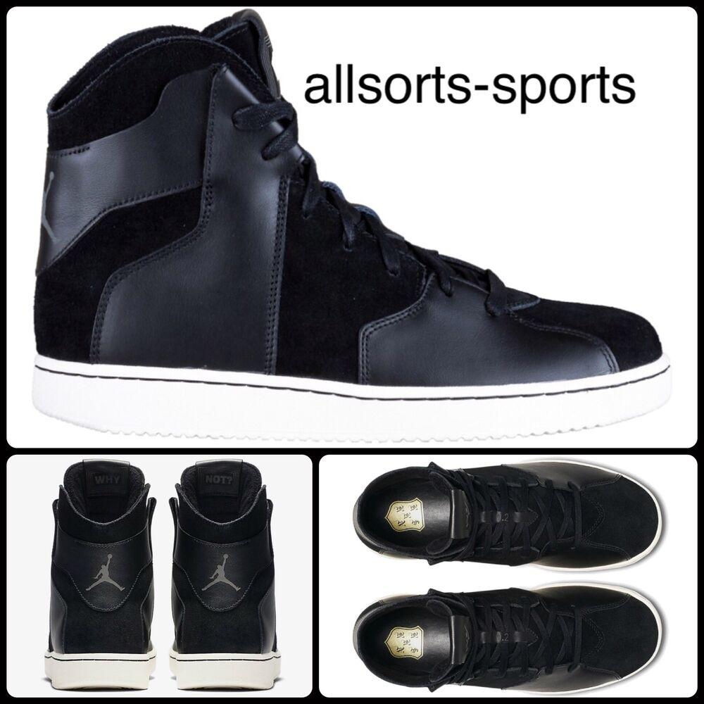Nike Air Jordan Westbrook 0.2 Homme Hi Top Basketball Baskets 854563 004 Sneaker-
