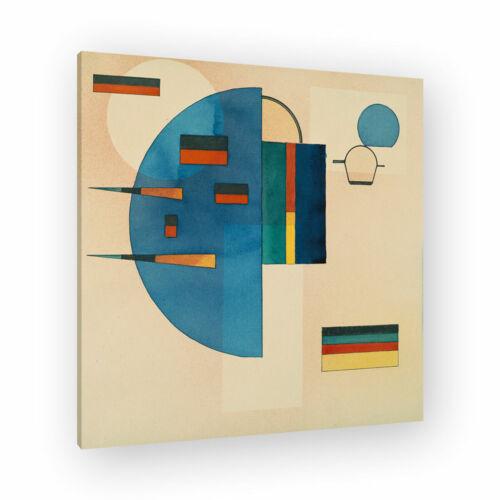 "/""Beruhigt/"" WANDKINGS Leinwandbild Wassily Kandinsky"