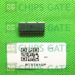 2PCS-BTS781GP-Encapsulation-TO-263-TrilithIC