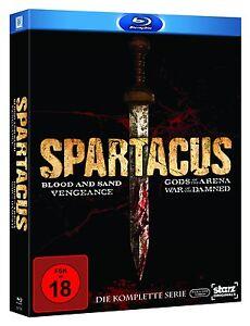 Spartacus Serie Deutsch