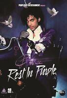 Prince Rest In Purple 40 Music Videos Pop R&b Dvd Purple Rain The Revolution