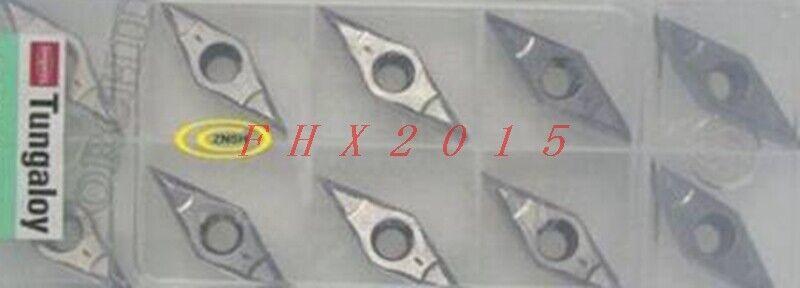 10PCS NEW Tungaloy VCMT160404-PS NS530 VCMT331-PS Carbide Insert