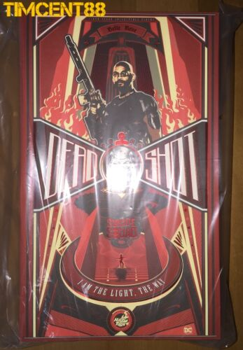 Hot Toys MMS381 Suicide Squad Deadshot Will Smith 1//6 Normal Ready