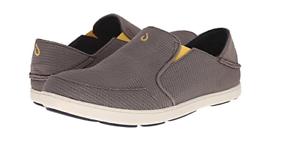 Olukai Nohea Malla Rock Canoa 10188-RK12 Para Hombre Slip On Zapatos